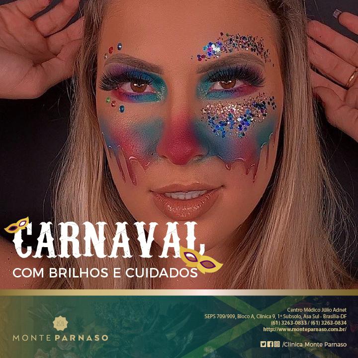 Carnaval 2020: saiba como arrasar na maquiagem e confira dicas para a pele